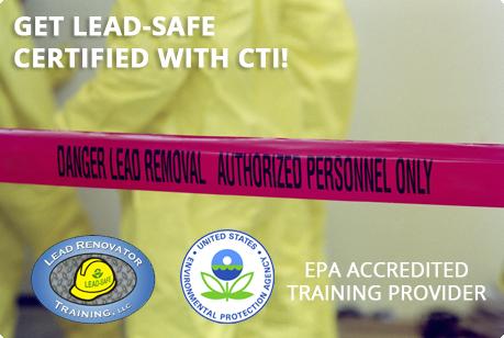 EPA RRP Certification Classes   Lead Renovation Training
